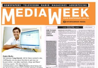 Media Week | How to make money with Google Adwords